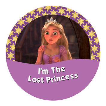 I'm The Lost Princess – Tangled