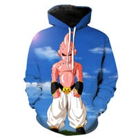 Kid Buu Dragon Ball Z Hoodie