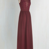 Elegance Again Maxi Dress | Mod Retro Vintage Dresses | ModCloth.com