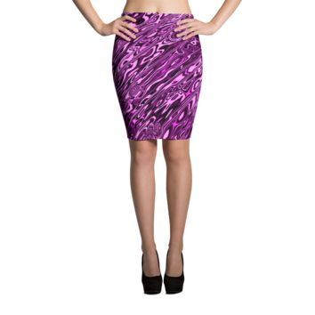 Pink Mesmerize Skirt