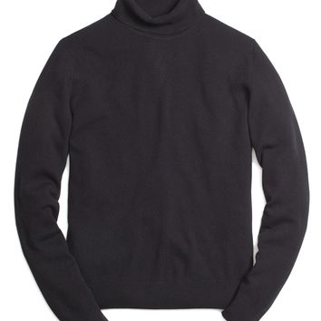 Cashmere Turtleneck Sweater - Brooks Brothers