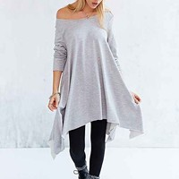 Project Social T Off-The-Shoulder Tunic