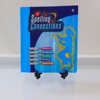 Spelling Connections 6th Grade Teacher Edition Home Schooling 2007 Paperback