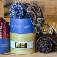 Unique Ties for Men from Josh Bach, The Grommet