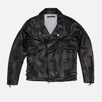 Rider's Jacket / Pitch Black
