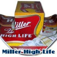 Miller High Life Cowboy Beer Hat