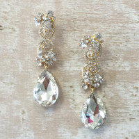 Crystal Splendor Earrings