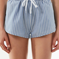 BDG Dazed Dolphin Pinstripe Short | Urban Outfitters