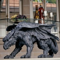 Dragon | Warwickshire Dragon Coffee Table