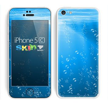 The Under The Sea Skin for the Apple iPhone 5c