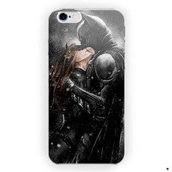 Batman Kissing Catwoman The Dark Knight Rises For iPhone 6 / 6 Plus Case