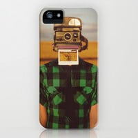 I See What You See iPhone & iPod Case by James Docherty
