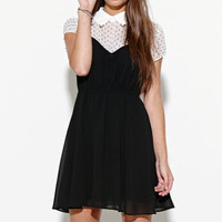 Glamorous Collared Two Tone Dress at PacSun.com