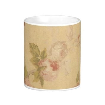 Rose Art Print Coffee Mug