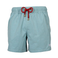 Mazu Swimwear Star Ferry Wharf Light Blue