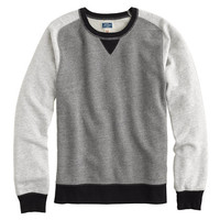J.Crew Mens Colorblock Sweatshirt