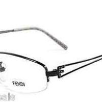 NEW AUTHENTIC FENDI F615R COL 539 PURPLE EYEGLASSES FRAME FENDI 615R F 615 R