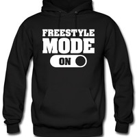 Freestyle Mode hoodie