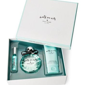 KATE SPADE Walk On Air 3-Piece Fragrance Gift Set