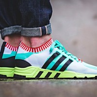 Adidas EQT EQUIPMENT SUPPORT PK GREEN RF SNEAKER SIZE 7-12 NO NMD PHARRELL BOOST
