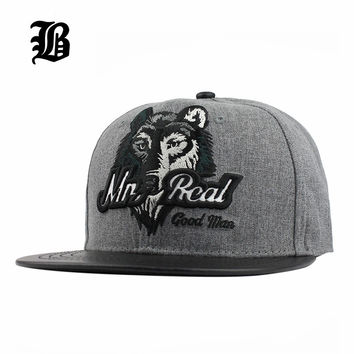 Fashion New Arrival Snapback Hat Bone Snap Back gorras Men Hip Hop Cap Fitted Baseball Cap Fashion Flat-brimmed Hat