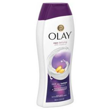 Olay Age Defying with Vitamin E Body Wash - 22oz