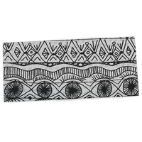 "Catherine Holcombe ""Blanket of Confusion"" Desk Mat"