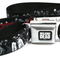 Walking Dead Zombies 2 Seatbelt Belt