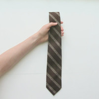 Id Rather Be Playing Golf 1970 necktie . retro kitsch Fathers Day gift for him