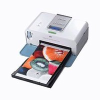 ~ NEW Photo Thermal Printer Canon SELPHY CP510 Photo Printer complete ~