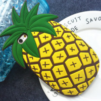 Pineapple iPhone case phone