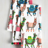 Dorm Decor Como se Llama? Tea Towel Set by ModCloth