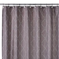 Wellington Shower Curtain in Grey