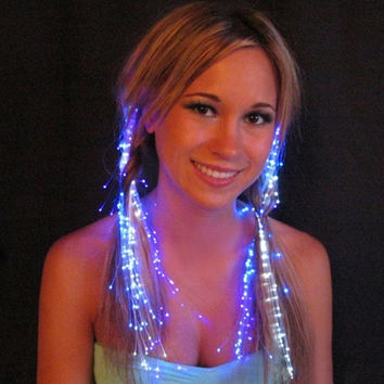 LED Light Party Prom Hair Accessory Headwear