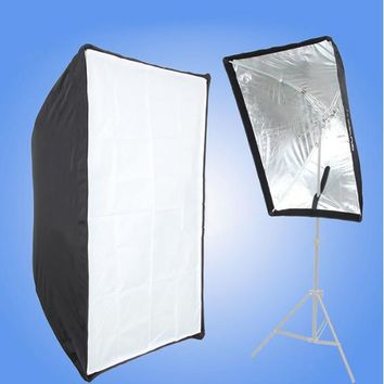 "Portable Photography Speedlight Softbox 24""x36"" - SCSLRB1 Last Call"