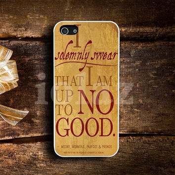 I solemnly harry potter Design mobile Phone case