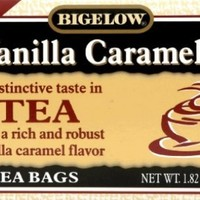 Bigelow Vanilla Caramel Black Tea (20 Teabags)