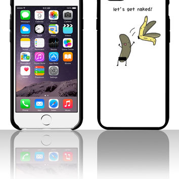Lets Get Naked 5 5s 6 6plus phone cases