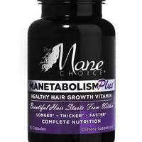 The Mane Choice Manetabolism Plus Hair Growth Vitamins (1 Month)