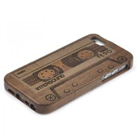 Wood IPhone 4/4s Case - Hand Carved.. on Luulla
