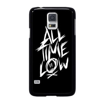 ALL TIME LOW LOGO Samsung Galaxy S5 Case