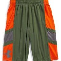 Boy's Under Armour 'Crossover' HeatGear Basketball Shorts,