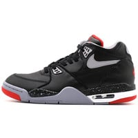 100% original 2015 New Nike AIR FLIGHT 89 men's Running Shoes 306252-026 sneakers free shipping
