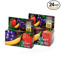 Tastees Flavored Condoms 24 Pack Assorted