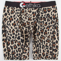 Ethika The Staple Boxers Leopard  In Sizes