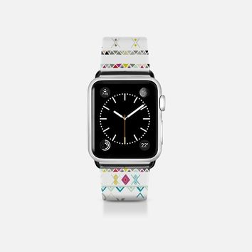 celebration weave apple watch band Apple Watch Band (38mm) by Sharon Turner | Casetify