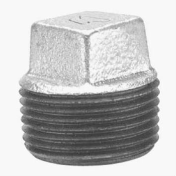 Anvil® 8700159901 Galvanized Plug, 3/4""