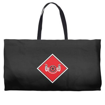 TWO SNAKES Weekender Totes