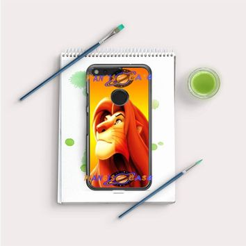 Cooll Scar The Lion King Google Pixel XL Case Planetscase.com