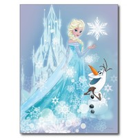 Elsa and Olaf - Icy Glow